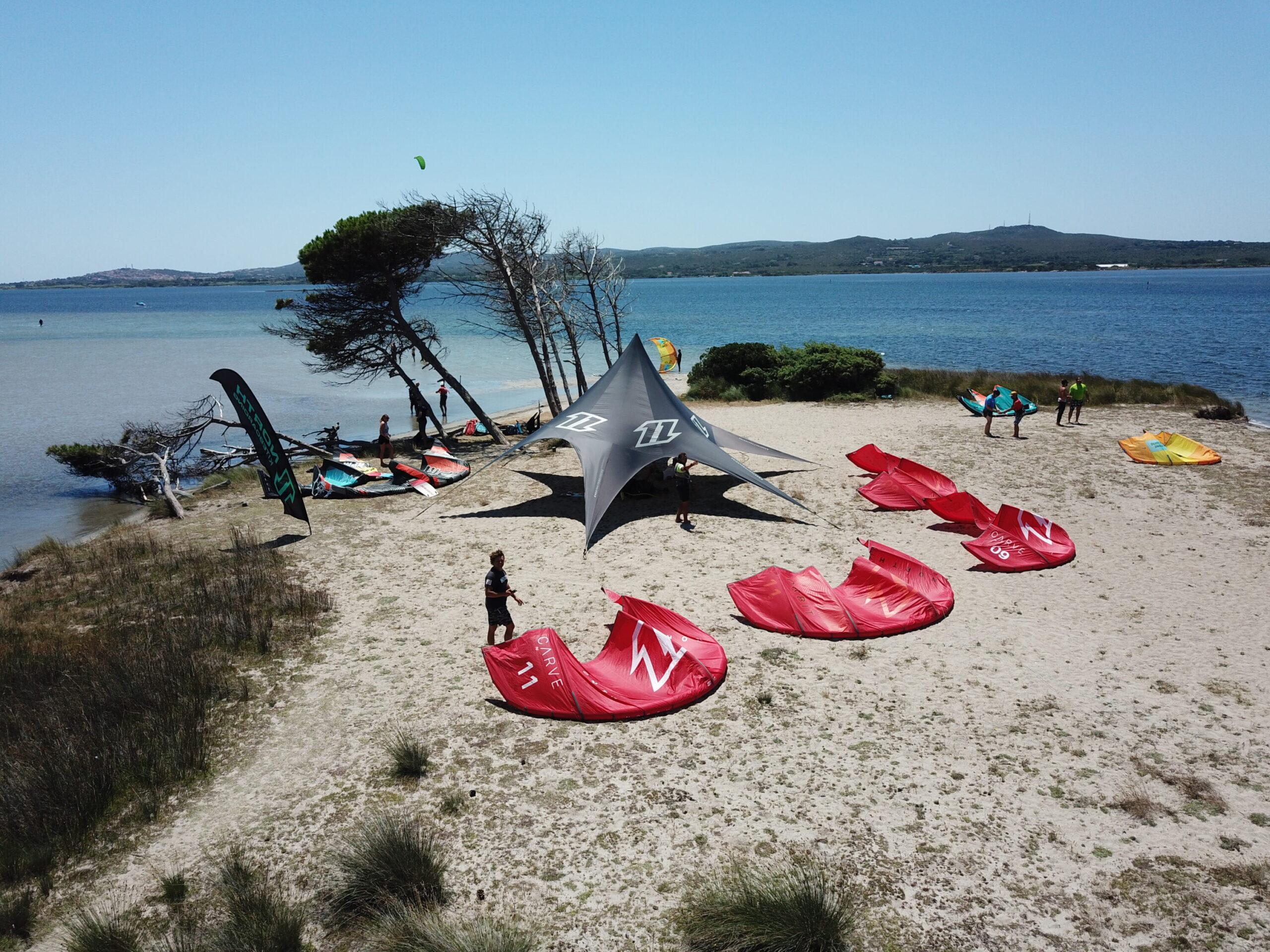 Kite SPot di Punta Trettu