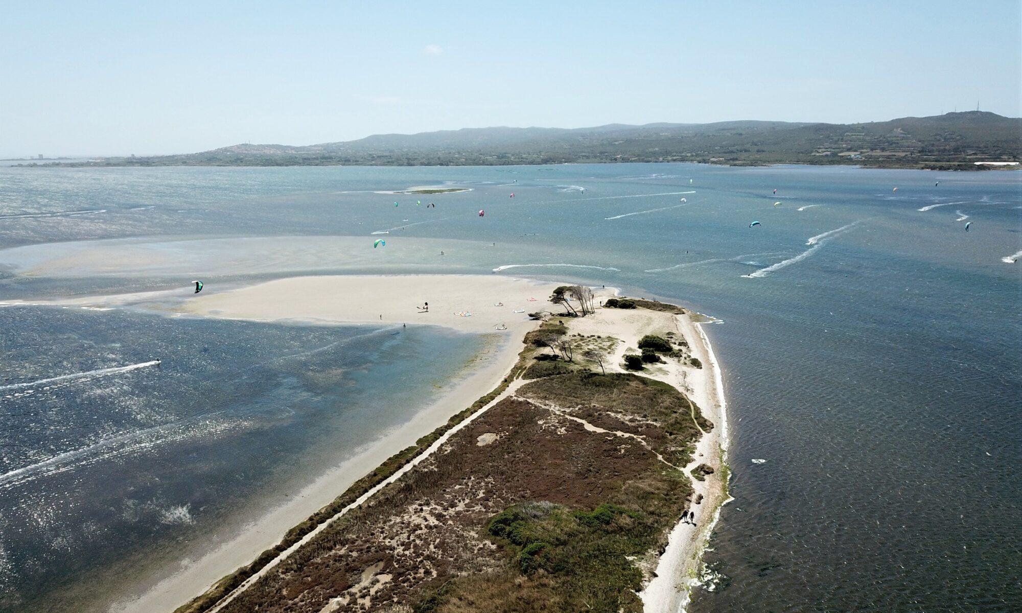 Punta Trett Kite Spot: il paradiso del kitesurf in Sardegna