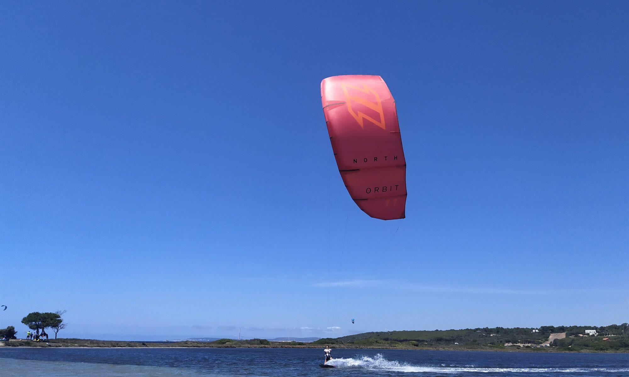 noleggio kitesurf Punta Trettu Sardegna