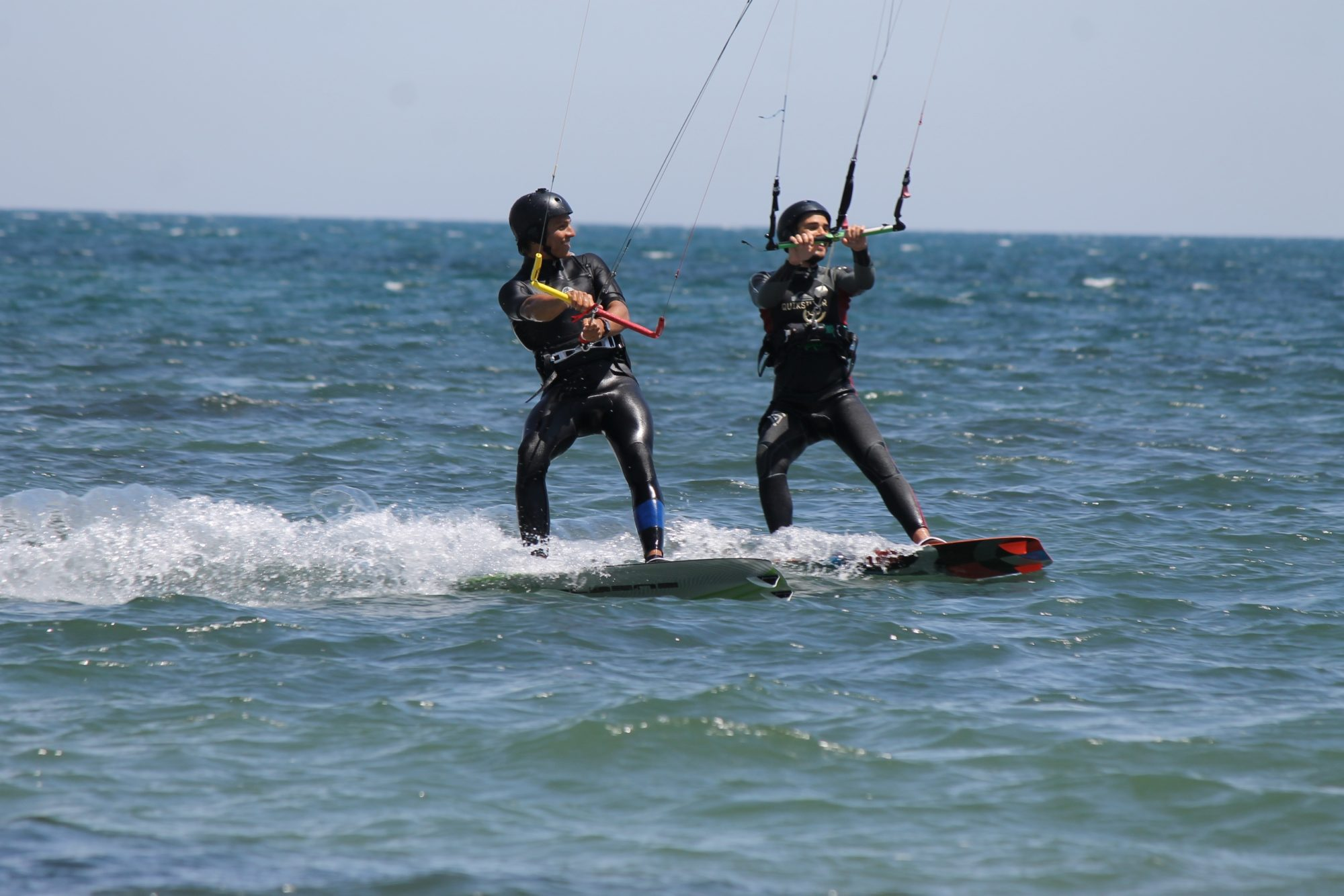 Beginner Kitesurfing Courses Punta Trettu Sardinia