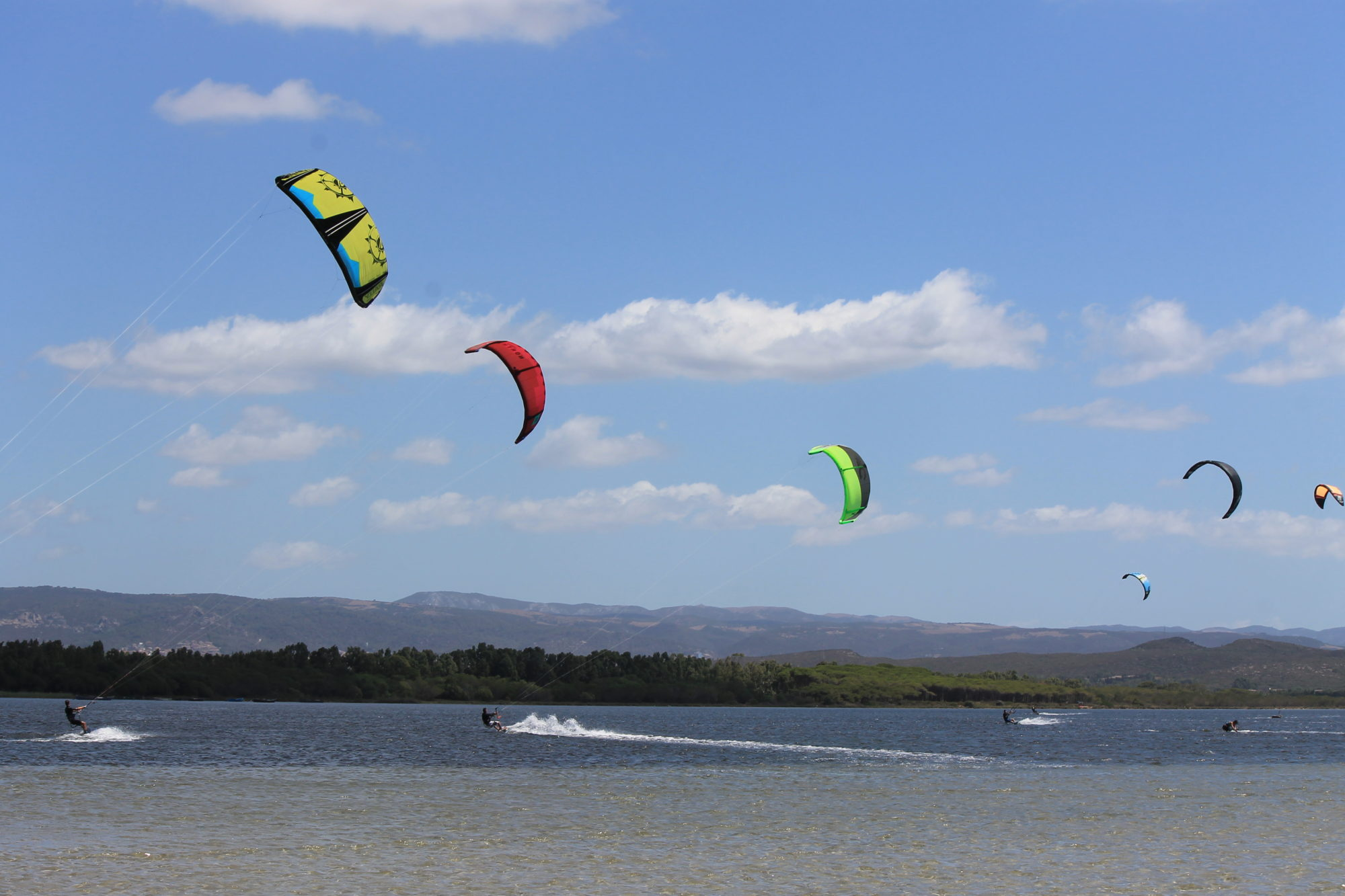 Notices, Rules, Tips, Advices for Kitesurfing in Punta Trettu Sardinia