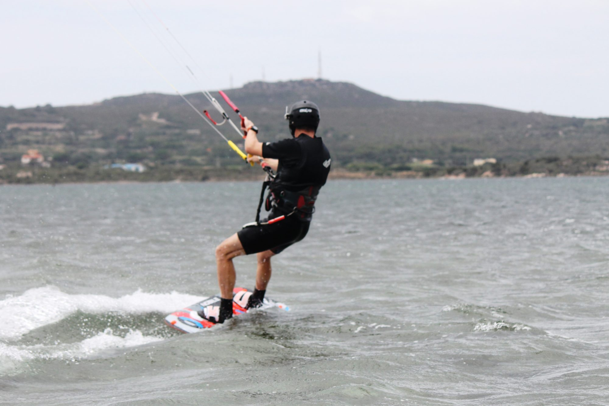 Punta Trettu Sardinia Learn Kitesurfing in Punta Trettu