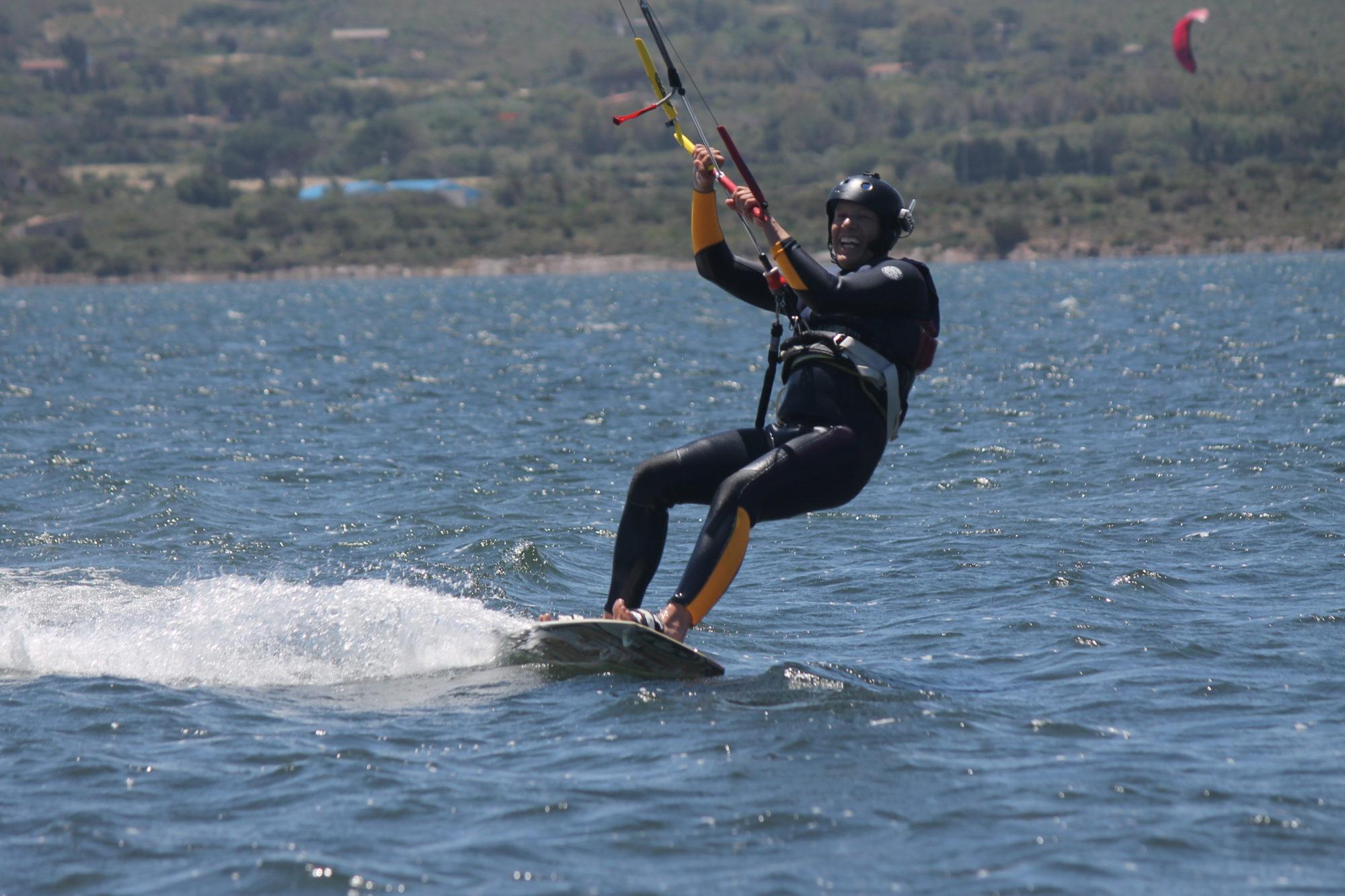 Zero to Hero Kitesurfing Course in Sardinia: Learn to kitesurf in Sardinia and become an independent kiters