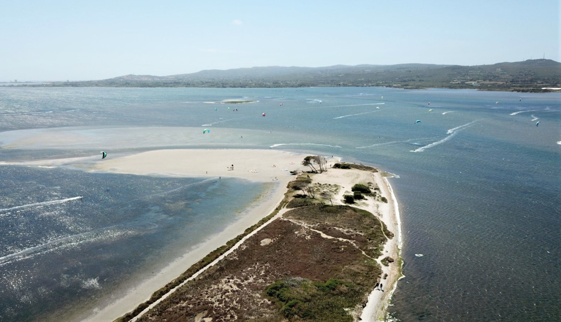 Webcam Punta Trettu Sardinia