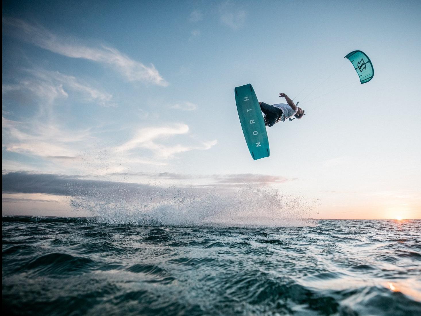 Advanced Kite Course in Punta Trettu Sardinia
