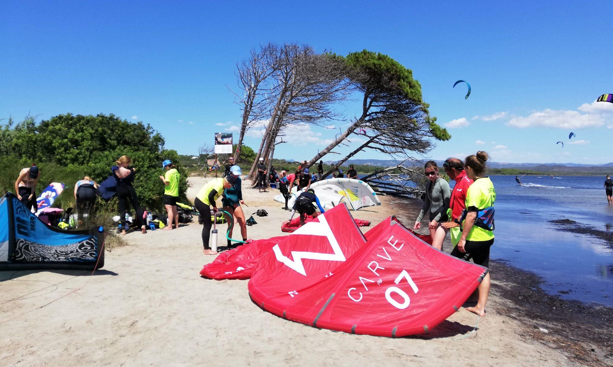 Wind and Weather forecast in Punta Trettu Sardinia