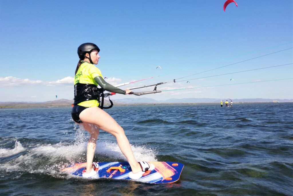 Requirement for Learning Kitesurf